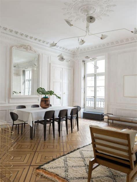 elegante apartamento de vacaciones en paris decoracion muy chic