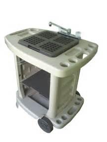 Portable outdoor sink garden camp kitchen camping rv new