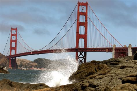 the bridge and the golden gate bridge the history of america s most bridges books baker near the golden gate bridge san francisco