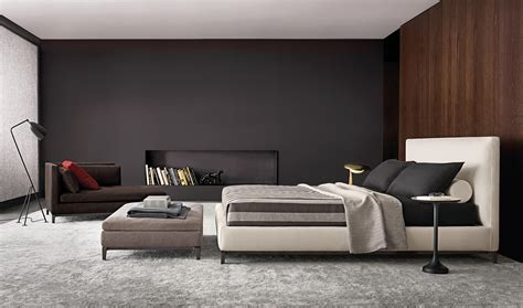 minotti letti andersen bed quilt beds from minotti architonic
