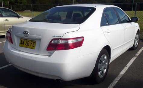 2008 toyota camry information and photos momentcar