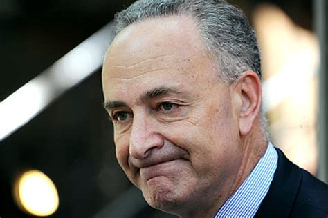Letter To Chuck Schumer