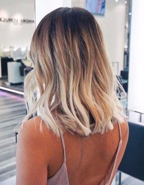 bob blonde ombre 40 top hairstyles for blondes