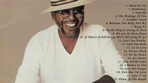 best curtis mayfield album curtis mayfield s greatest hits album best songs of