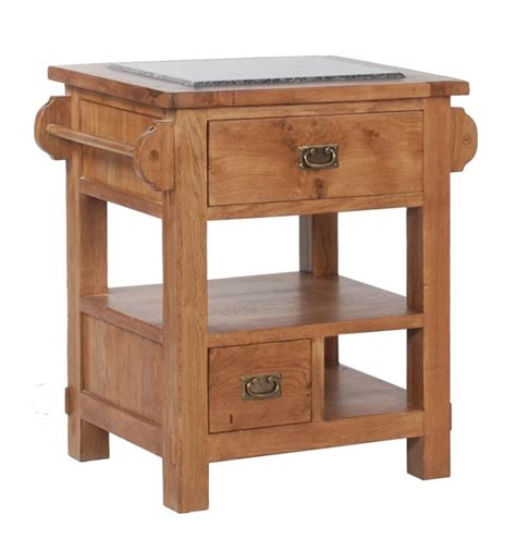 ohio solid oak furniture granite worktop kitchen island