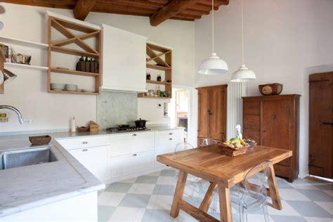 Cucina Rovere Bianco by Cucina E Rovere 15 Idee Luminose Per Ispirarvi