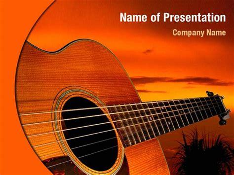Jazz Guitar Powerpoint Templates Jazz Guitar Powerpoint Backgrounds Templates For Powerpoint Guitar Powerpoint Template