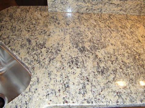 light granite countertops santa cecilia light