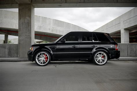 2011 range rover sport wheels 2011 range rover sport supercharged on 22 quot velos s3 forged