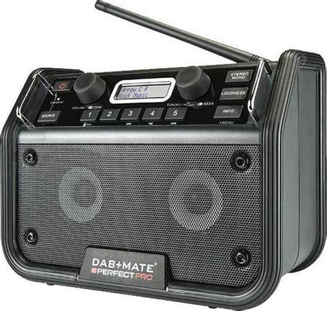 beste bouwradio kopen top   getest
