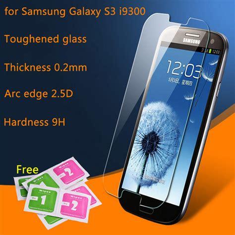 Samsung S3 I9300 S Iii 4 8inchi Tempered Glass Screen Guard Anti Gores ᗖtempered glass screen protector protector for samsung galaxy s3 neo ᗗ i9301 i9301 siii i9300