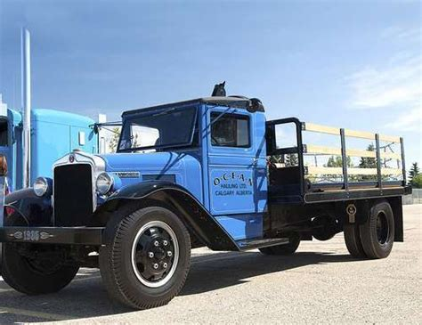 kenworth models history trucking familes restore kenworths as homage to