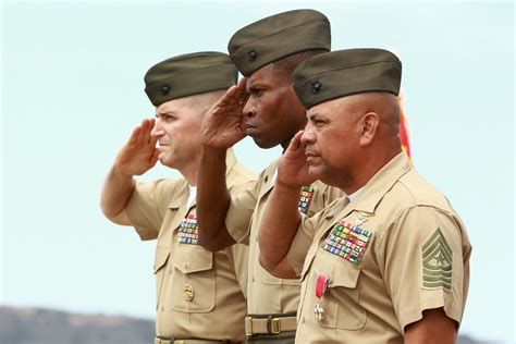 Most Decorated Enlisted Marine by The Pentagon Wants To Sweeten Retirement Benefits For