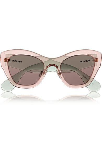 Kacamata Gaya Fashion Branded Sunglasses Miu Miu miu miu sunglasses cat eye www panaust au