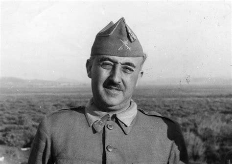 hitler biography spanish francisco franco general dictator military leader