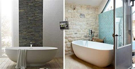 esempio bagno rivestimenti in pietra nel bagno 20 esempi bellissimi a