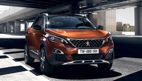 peugeot second prices peugeot 3008 second suv debuts in image 497542
