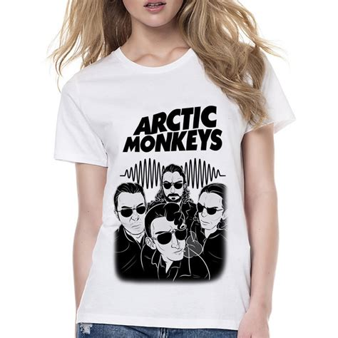 Tshirt Arctic Monkeys 02 popular arctic monkeys shirt buy cheap arctic monkeys