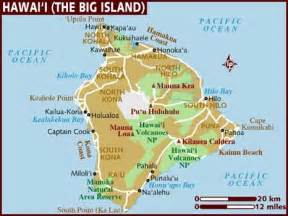 usa map inc hawaii map of hawaii the big island