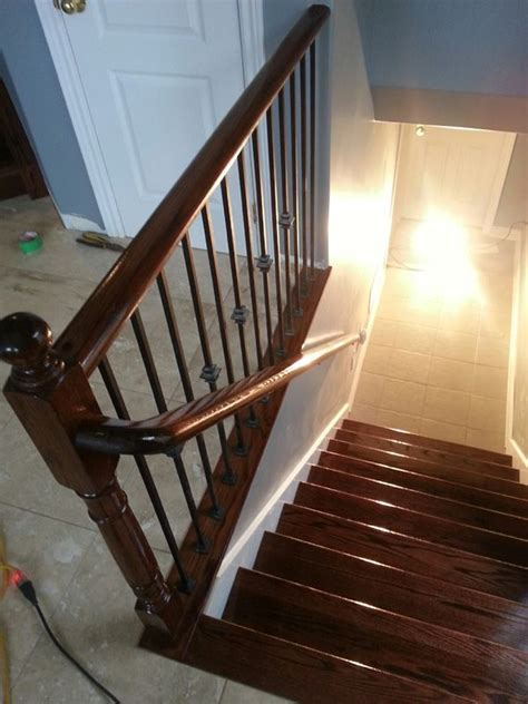 Mahogany Banister by 218 Best Images About Colors On Stains Floor