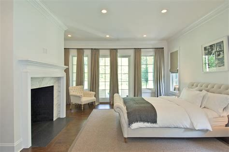 Master bedroom curtains bedroom traditional with arm chairs bay window beeyoutifullife com