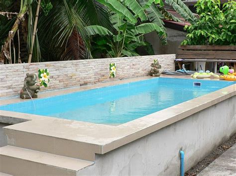 Backyard Leisure Greensboro - best 25 rectangle above ground pool ideas on pinterest above ground pool inground above