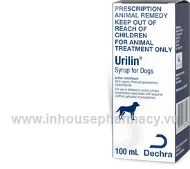phenylpropanolamine for dogs urilin syrup for dogs phenylpropanolamine 100 ml pack phenylpropanolamine 50mg ml