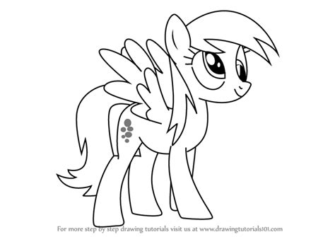 my little pony coloring pages derpy learn how to draw derpy hooves from my little pony