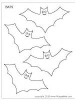 bat template printable bats printable templates coloring pages firstpalette