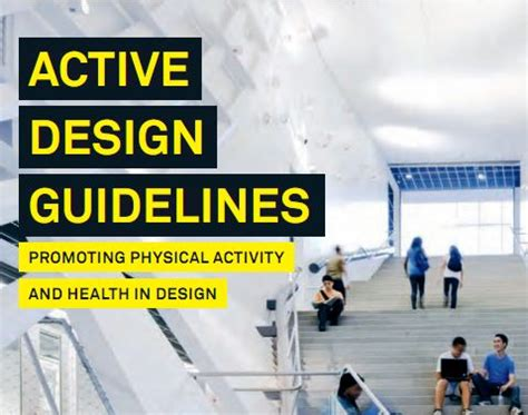 Design Guidelines New York | urban design fights obesity in new york city global sherpa