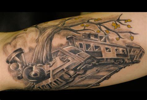 train tattoo designs designs bodysstyle