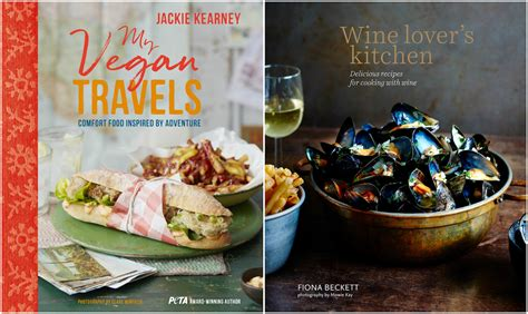 Kitchen Book cookbook review and giveaway my vegan travels and wine