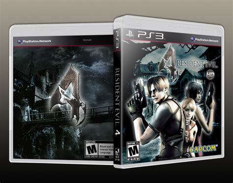 Home Design Pc Game Download resident evil 4 hd playstation 3 box art cover by solid romi