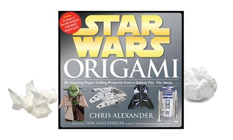 Wars Origami Book Series - wars origami book groupon goods