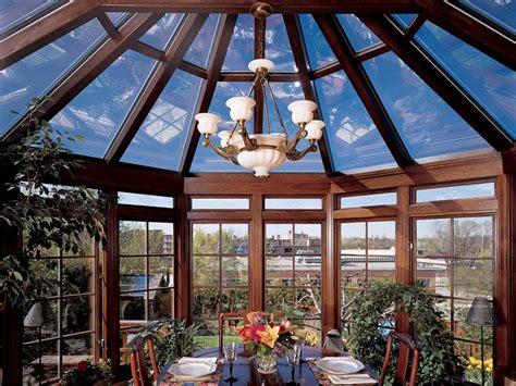 Conservatory Sunroom Conservatory Sunrooms Hgtv