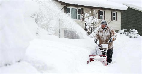 Records In Pa Images From The Record Breaking Snowfall In Erie Pennsylvania