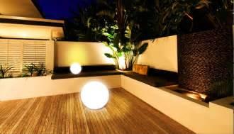 luminaire terrasse des luminaires pour sublimer sa terrasse