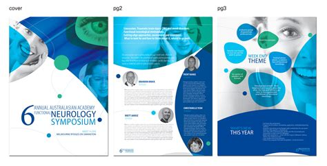 psd brochure design inspiration conference brochure design inspiration brickhost