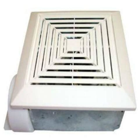 ductless bathroom fan home depot usi electric 50 cfm ceiling bath exhaust fan with 4 in