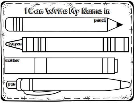 Name Writing Worksheets For Kindergarten by Name Writing Practice Handwriting Ideas And Freebie