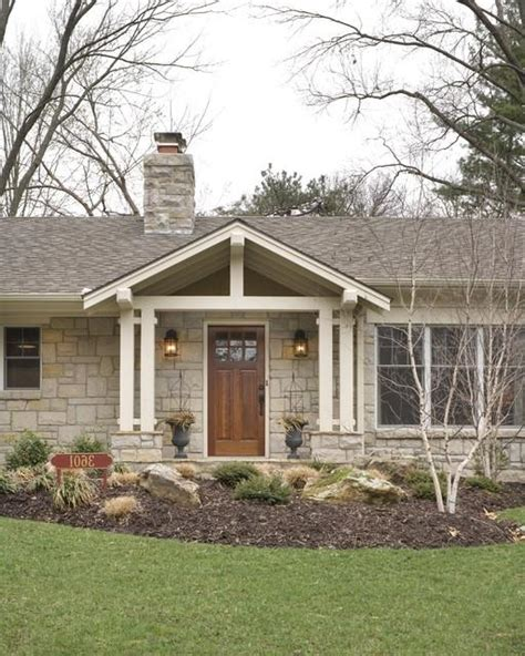house makeover ranch style home exterior makeover ideas trend home design and decor