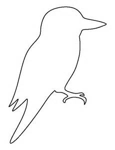 Aboriginal Australian Animal Outlines by Kookaburra Pattern Use The Printable Outline For Crafts