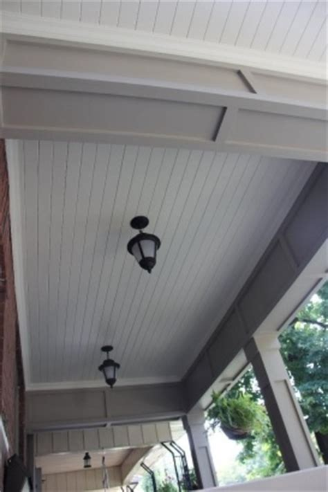 tongue and groove porch ceiling 17 best images about porch ceiling on stains