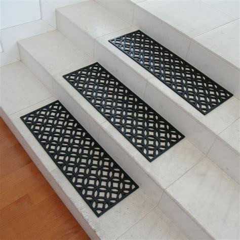 Outdoor Doorstep Mats Azteca Indoor Outdoor Stair Treads