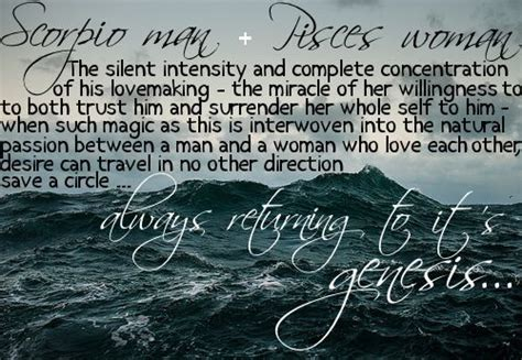 scorpio man and pisces woman in bed the 25 best ideas about pisces and scorpio on pinterest poems that rhyme hell
