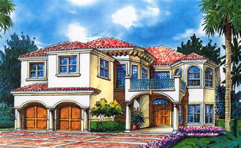 classic mediterranean house designs mediterranean house plans for a 2 story 4 bedroom home