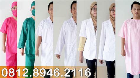 Jas Dokter Dua Saudara Laki Laki Lengan Panjang toko seragam medis seragam rumah sakit murah rasani medika