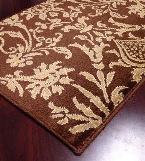 brown carpet runner brilliance bri 07 brown carpet stair runner