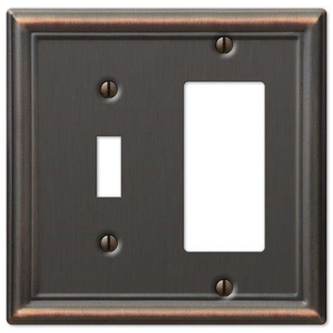 decorative wall switch covers decorative wall switch outlet cover plates rubbed