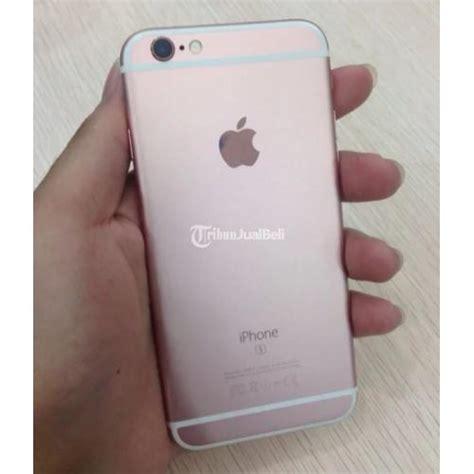 Hp Iphone 6 Gold Bekas iphone 6s 128 gb gold mulus bekas garansi
